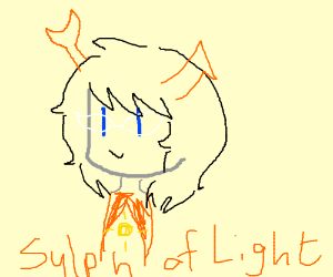 The Sylph of Light