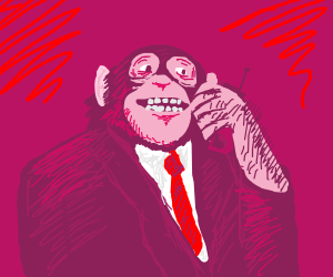 CEO Chimpanzee