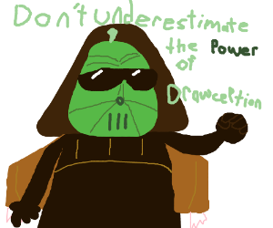 Don't Underestimate The Power Of Drawception