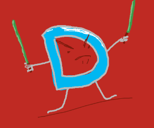Drawception is a Sith Lord