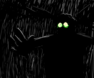 The Beast from Over the Garden Wall