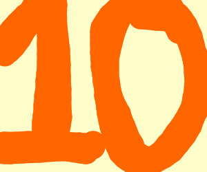 Big orange Ten