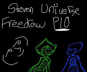 Steven universe Freedraw PIO