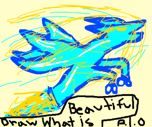 Draw What Is beautfiul PIO (Good luck lol)