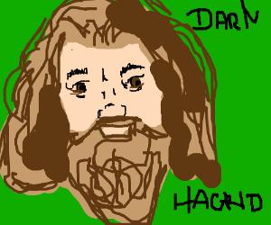 Darnit, Hagrid!!