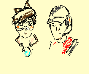 Tracer and Scout