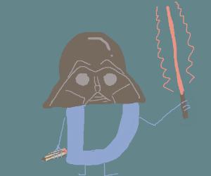 Drawception Vader