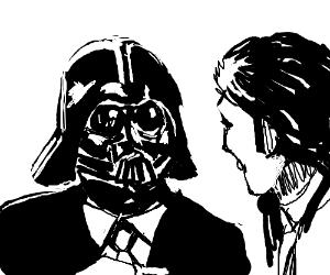 Darth Vader businessman wants to go deeper