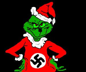 Nazis vs Grinch - Drawception