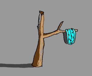 surrealism - tree
