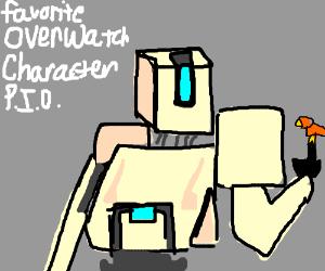 Fav OverWatch Character PIO