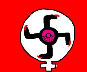 feminazi symbol