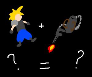 Cloud Fire Hydrant Minecraft Dirt Flamethrower