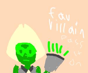 Favorite Villain (PIO!)