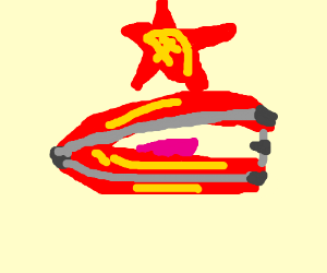 Communist Robot Clam