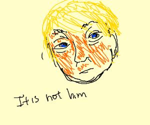 its not trump