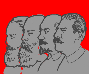 Mustaches of the former Soviet Union are nosey