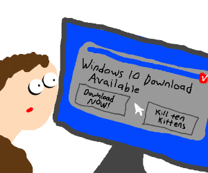 Windows 10: Now equiped with moral dilemmas