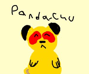 panda pikachachu