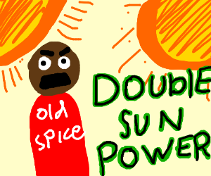 old spice power commercial