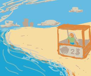 She sells sea shells by the sea shore