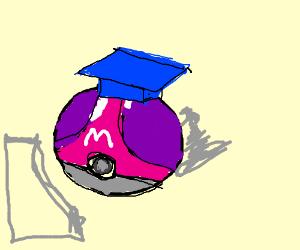 Pokemon Master Ball