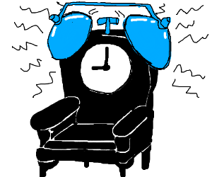 Alarmchair