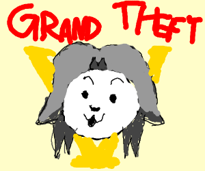 Grand Theft Temmie V