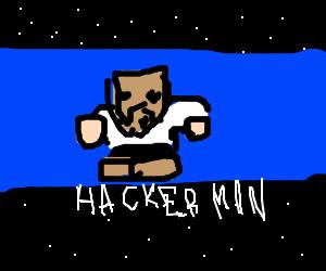New Mega Man Robot Master: Hackerman