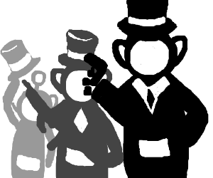 teletubbies: mafia edition