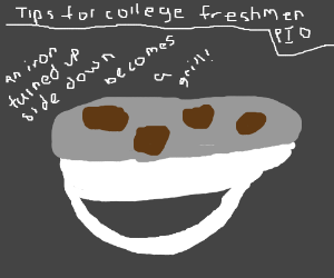 Got any tips for a college freshman? (PIO)