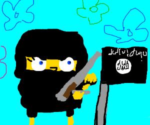 Spongebob joins ISIS