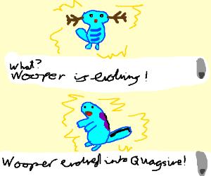 Sismisire Evolution of Quagsire by lanceofdragon on DeviantArt