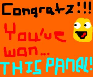 Congratulations!!!