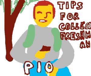 Tips for College Freshman PIO