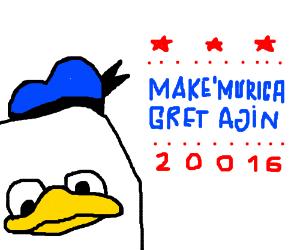 vote doland 20016 gooby pls