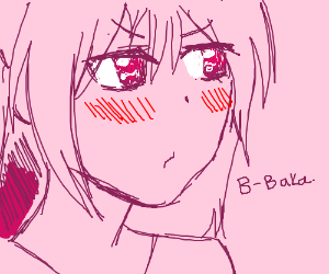 Anime Shy Girl