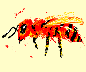 Red Bee!