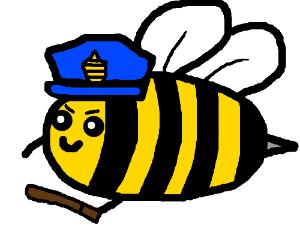 Bee cop