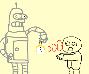 Bender hypnotizes young children