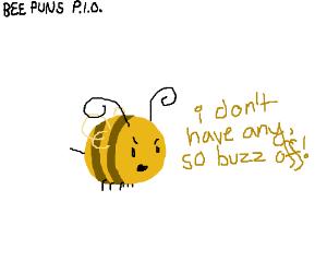 BEE PUNS P.I.O.