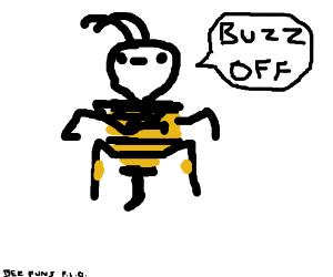 Bee Puns PIO