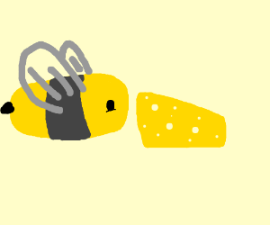 Bee like cheese