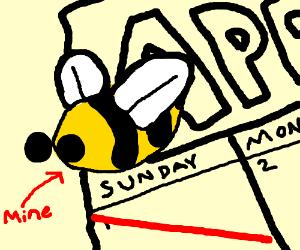 Tsubakbee Sawabee (Your Bee In April)