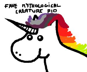 Fave Mythological Creature PIO