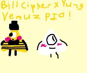 Bill Cipher X Yung Venuz <Pass It On>