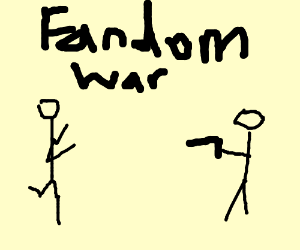 the dark side of the fandom