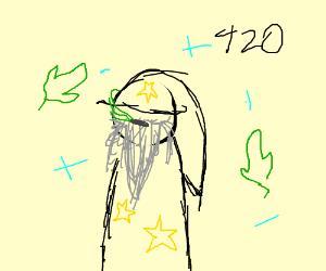 wizard 420 blaze it