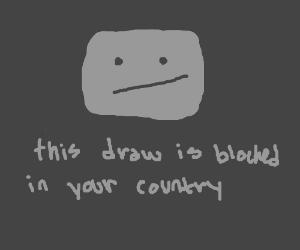 Regional locked draw