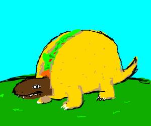 Taco Dinosaur